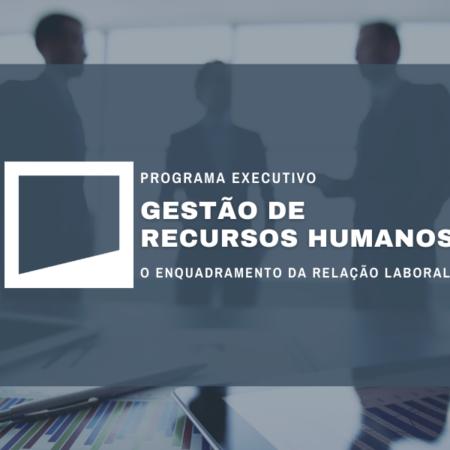 Gestão de Recursos Humanos  – O enquadramento da relação laboral | 4ª Edição