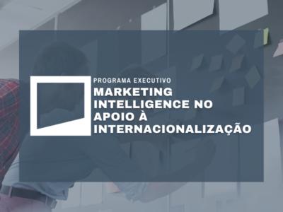 Marketing Intelligence no Apoio à Internacionalização | 1ª Edição