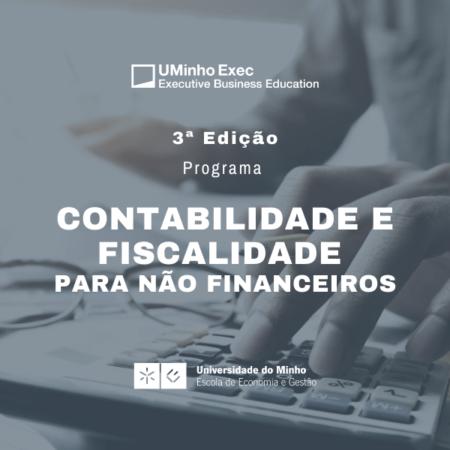 Contabilidade e Fiscalidade para não Financeiros | 3º Edição