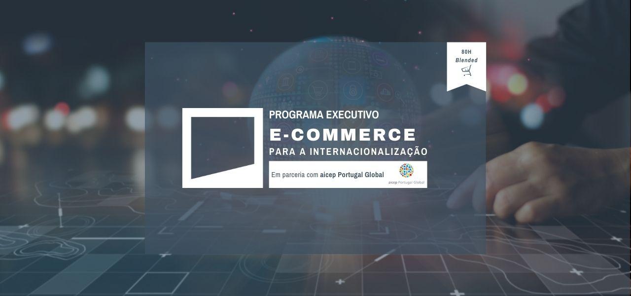 e-commerce para a internacionalização