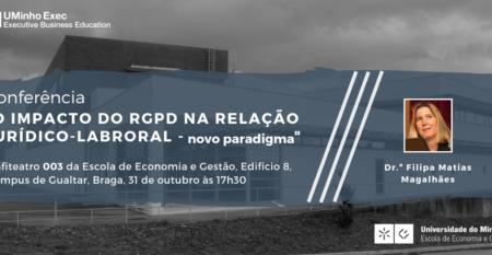 Conferência_o impacto do RGPD
