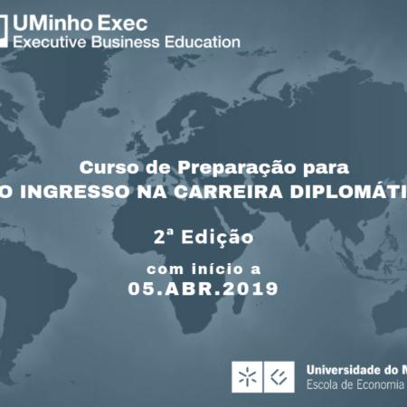 Curso de Preparação para o Ingresso na Carreira Diplomática | 2ª Edição