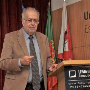 Jaime Gama inaugura curso na Escola de Economia e Gestão