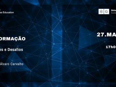 Seminário: Transformação Digital – Oportunidades e Desafios