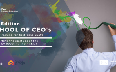 School of CEOs – Sharp Training for first-time CEOs | 5ª Edição