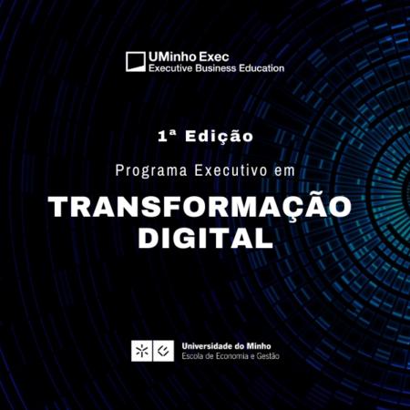 Programa Executivo em Transformação Digital | 1ª Edição