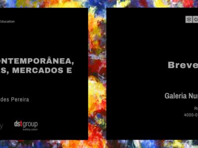 Flash Training Course: Arte Contemporânea, Artistas, Mercados e Redes – Galeria Nuno Centeno