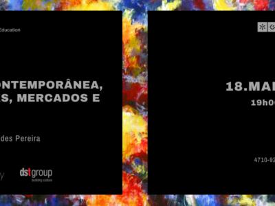 Flash Training Course: Arte Contemporânea, Artistas, Mercados e Redes – zet gallery