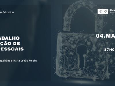 Conferência: Teletrabalho e Proteção de Dados Pessoais – 1ª Edição
