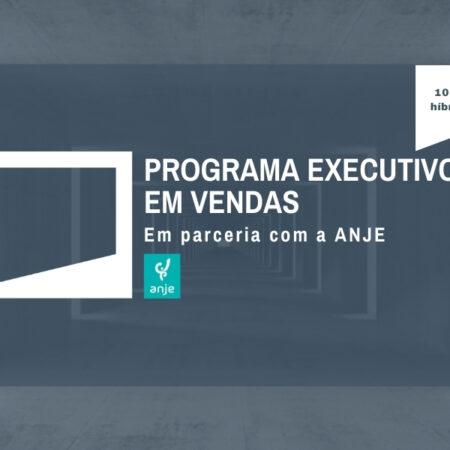 Programa Executivo em Vendas | 3ª Edição
