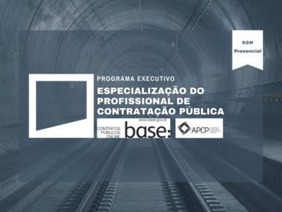 Programa Executivo – Especialização do Profissional de Contratação Pública