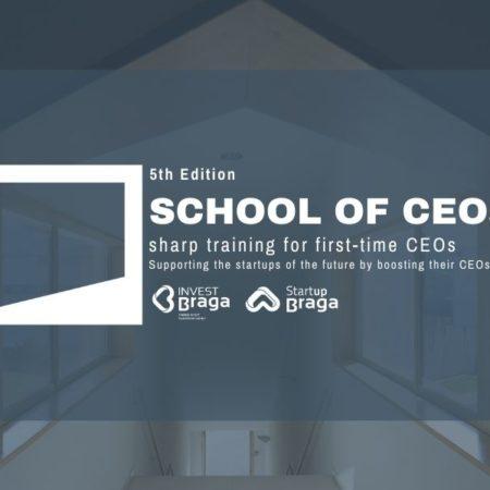 School of CEOs – sharp training for first-time CEOs – 6ª Edição