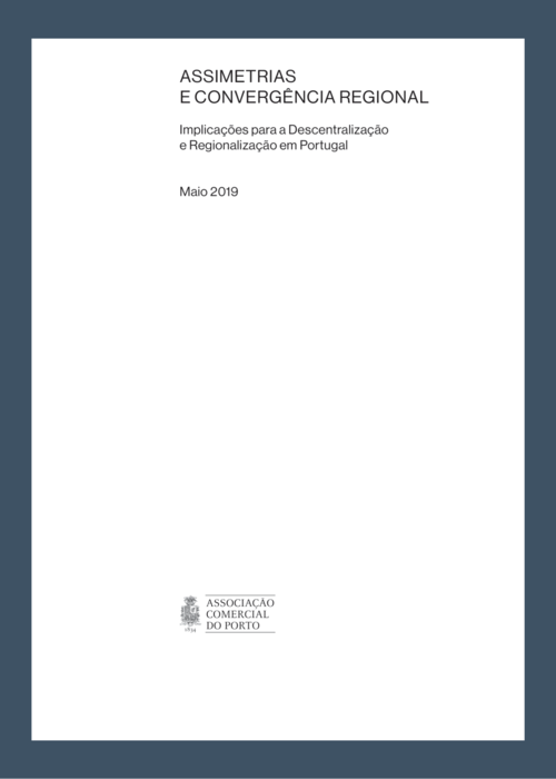Assimetrias e Convergência Regional - Implicações para a Descentralização e Regionalização em Portugal 1