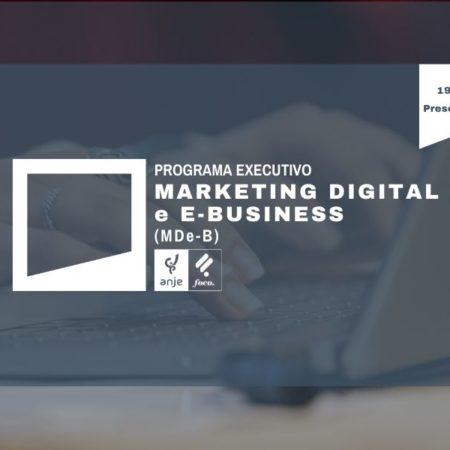 Programa Executivo em Marketing Digital e E-Business | 7ª Edição