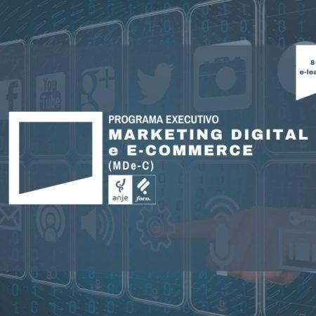 Programa Executivo em Marketing Digital e E-Commerce – Online