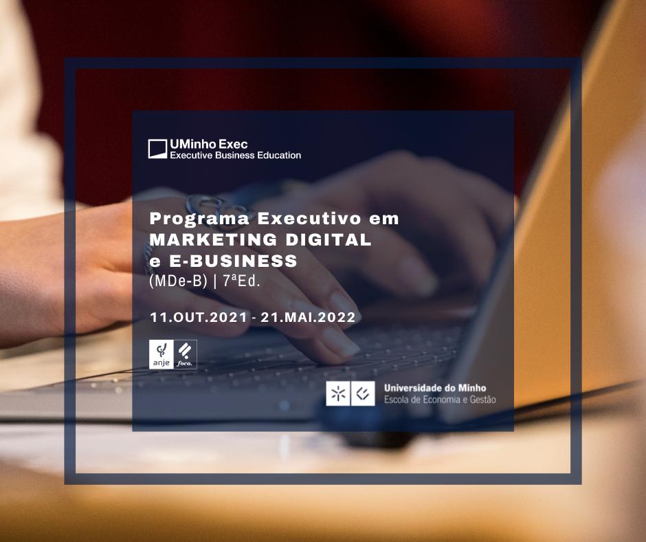 Marketing Digital e e-Business