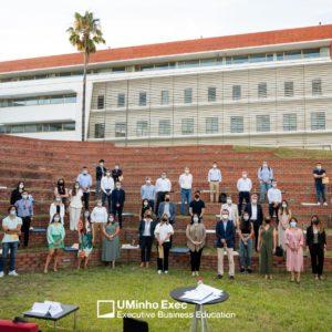 Cerimónia de Entrega de Diplomas dos Programas Executivos da UMinhoExec